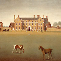 Hedenham Hall by Glenn Goring