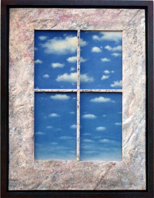 Sky Window 105 x 80cm